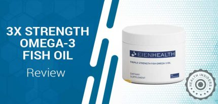 EienHealth 3X Strength Omega-3 Fish Oil Review – Things You Need To Know