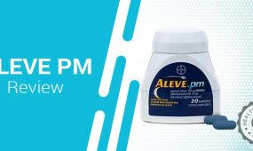 Aleve PM Review – Is Aleve PM (naproxen/diphenhydramine) Safe & Does It Have Side Effects?