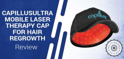 CapillusUltra Mobile Laser Therapy Cap for Hair Regrowth Review