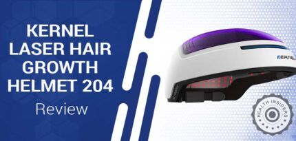 Kernel Laser Hair Growth Helmet 204 Review – Does It Help Regrow Hair?