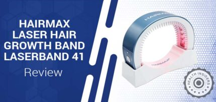 HairMax Laser Hair Growth Band LaserBand 41 Review