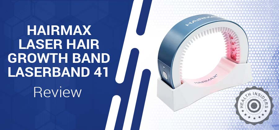 HairMax Laser Hair Growth Band LaserBand 41