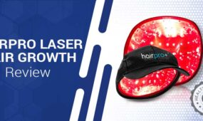 HairPro Laser Hair Growth Light Therapy Review – Does LED Light Stimulate Hair Growth?