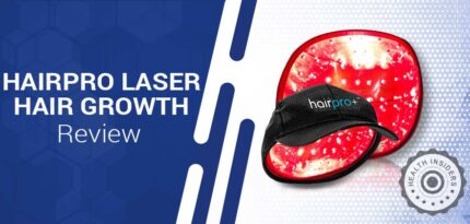 HairPro Laser Hair Growth Light Therapy Review