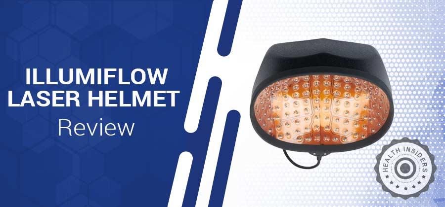 Illumiflow Laser Helmet for Thinning Hair