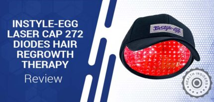 Instyle-Egg Laser Cap 272 Diodes Hair Regrowth Therapy Review – Does It Work?