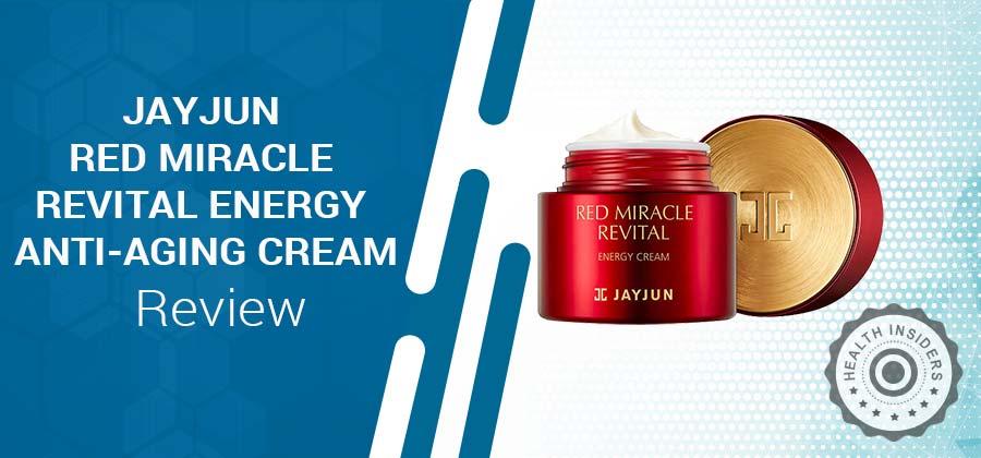 JAYJUN Red Miracle Anti-Aging Cream