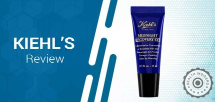 Kiehl's Midnight Recovery Eye Review – Does Kiehl's Reduce Dark Circles?