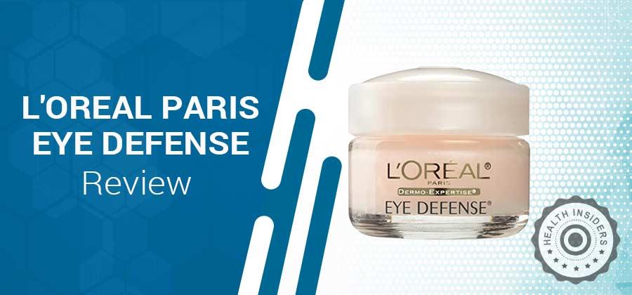 L'Oréal Paris Eye Defense
