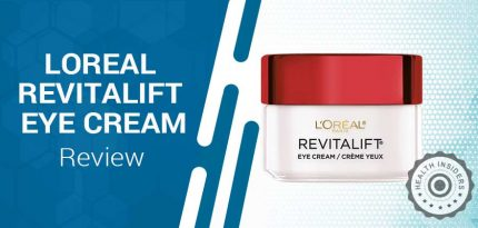 L'Oreal Revitalift Anti-Wrinkle Eye Cream Review – Is Loreal Revitalift Eye Cream Good?