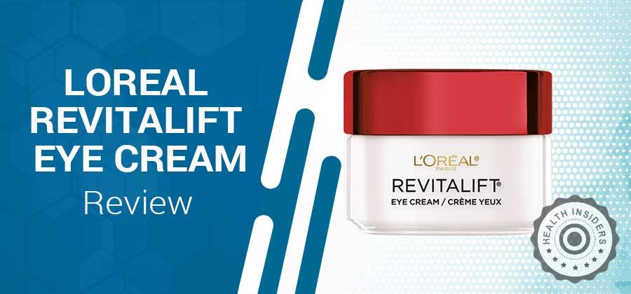 L'Oreal Revitalift Anti-Wrinkle Eye Cream