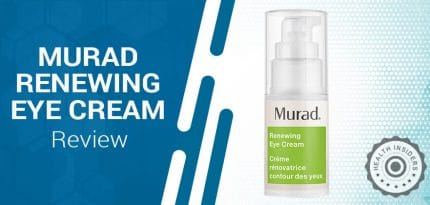 Murad Renewing Eye Cream Review – Does It Really Work and Is It Safe?