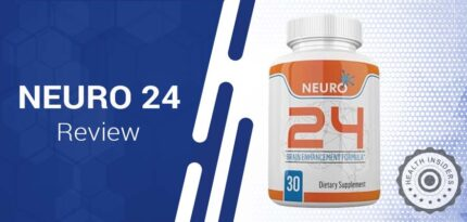 Neuro 24 Review – Does This Brain Enhancement Formula Helps To Improve Focus and Memory?