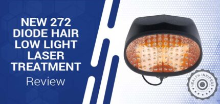 New 272 Diode Hair Low Light Laser Treatment Review – Does It Help Regrow Hair?
