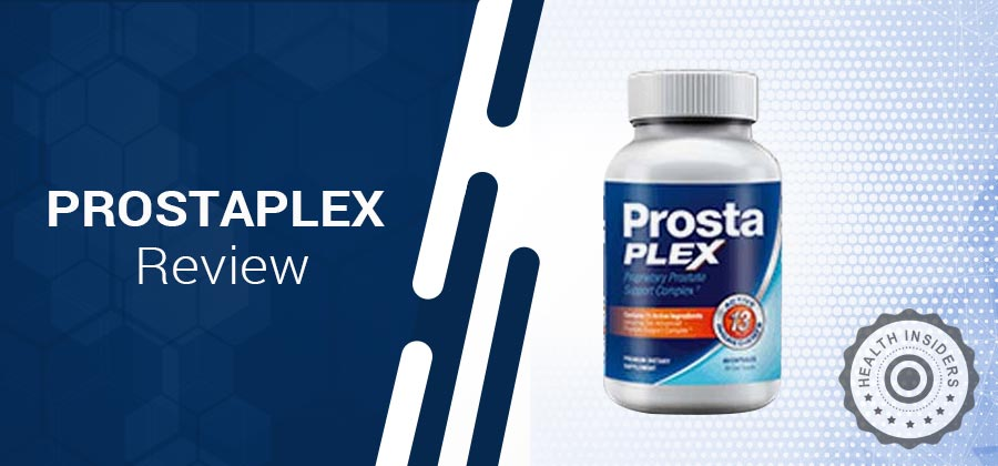 Prostaplex Reviews - Does It Work and Is It Safe To Use?