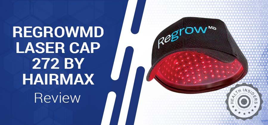 RegrowMD Laser Cap 272 by HairMax