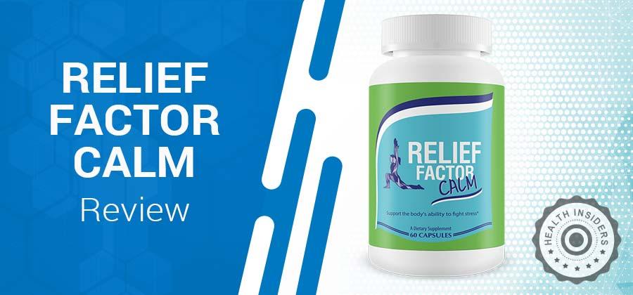 Relief Factor Calm