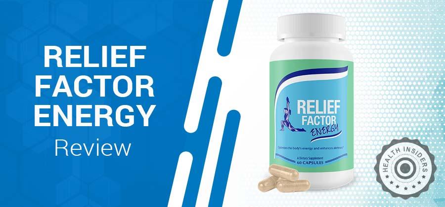 Relief Factor Energy