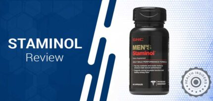 Staminol Review – What Is It & What Does GNC Men's Staminol Do?