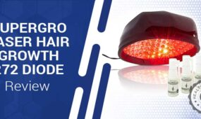 SuperGro Laser Hair Growth 272 Diode Review – Does It Regrow Hair?