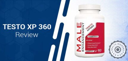 Testo XP 360 Review – Is Testo XP 360 The Best Testosterone Booster?