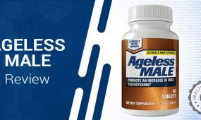 Ageless Male Review – How Safe & Effective Is This Product?