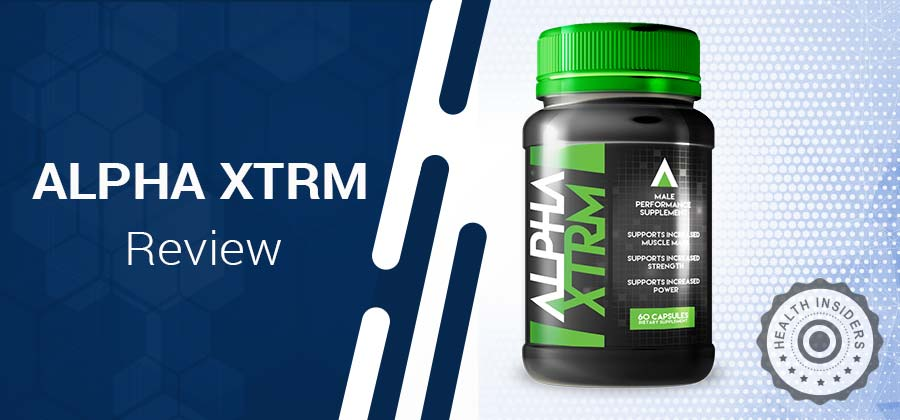 Alpha XTRM Reviews - Is It Safe To Use & Does It Work?
