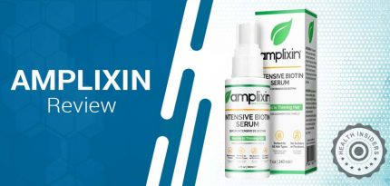 Amplixin Serum Review – Is This Intensive Biotin Hair Growth Serum Safe?
