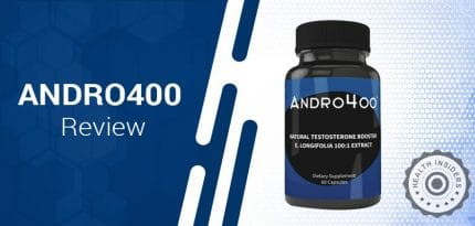Andro400 Review – Is It Safe and Legit Testosterone Booster?