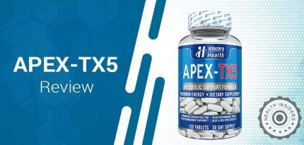 APEX-TX5 Review –  Is This Thermogenic Fat Burner Safe To Use?