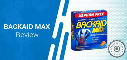 Backaid Max Review – Is This Supplement Safe To Use?