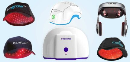 best laser hair growth devices