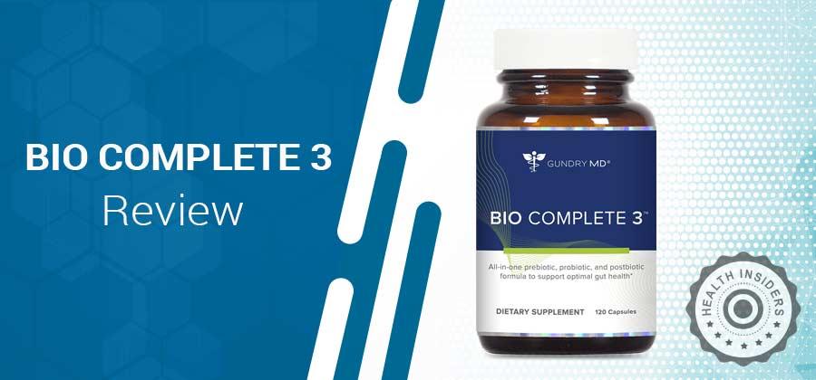 Bio Complete 3
