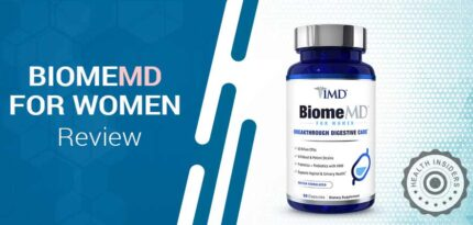 BiomeMD for Women Review – Does This Immune Support Supplement Help With Indigestion?