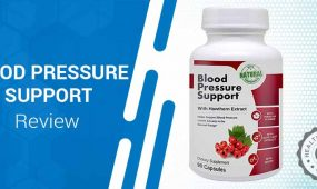 Blood Pressure Support Review – What Is It and Does It Really Work?