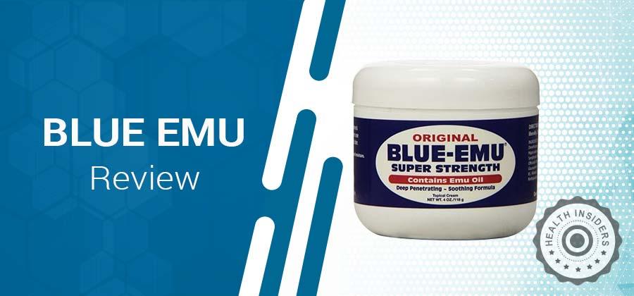 Blue Emu Super Strength