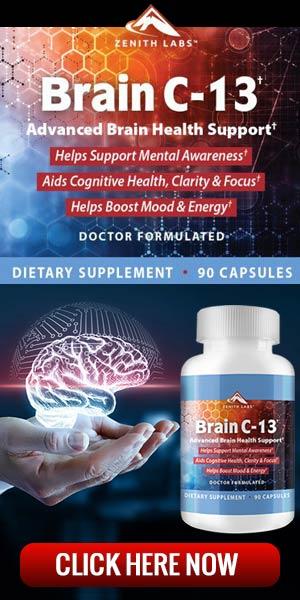Brain C-13