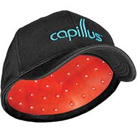 CapillusUltra Mobile Laser Therapy Cap for Hair Regrowth