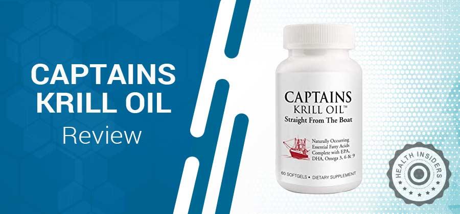 Captains Krill Oil