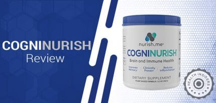 CogniNurish Review – Is It Safe & Worth Buying?