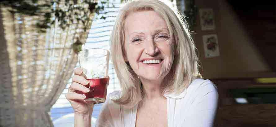 cranberry juice rheumatoid arthritis
