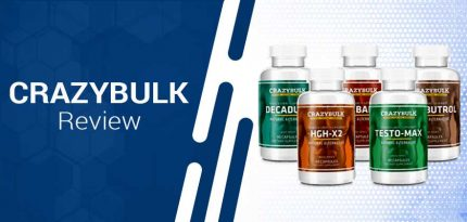 CrazyBulk Review – All You Need To Know About CrazyBulk Products