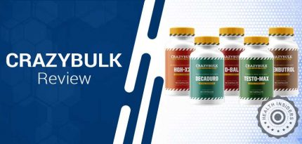 CrazyBulk Reviews – All You Need To Know About CrazyBulk Products
