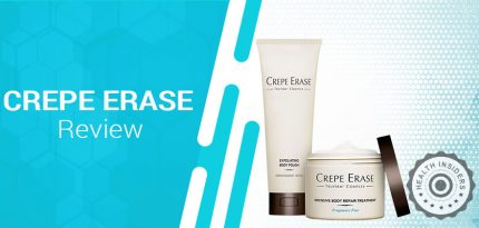 Crepe Erase Review – Anti-Aging Treatment for Crepey and Wrinkled Skin