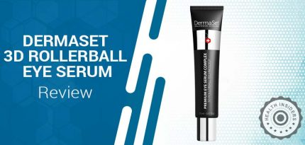 DermaSet 3D Rollerball Eye Serum Review – Is It Safe To Use?