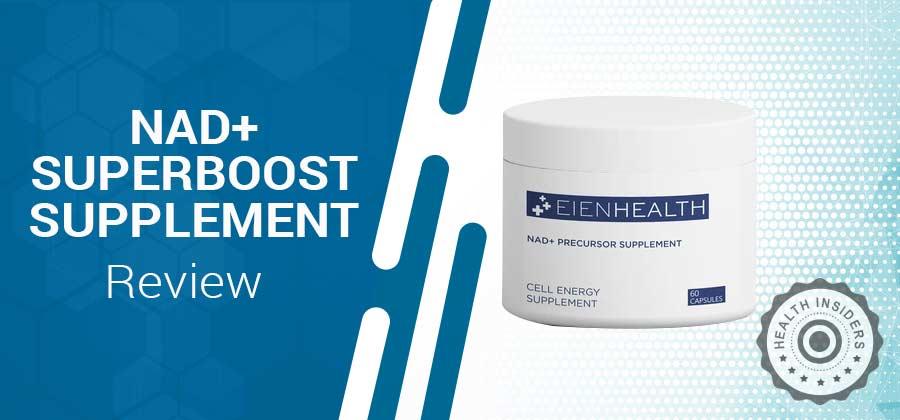 EienHealth NAD+ Superboost Supplement