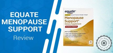 Equate Menopause Support Review – Does It Ease Your Menopause?