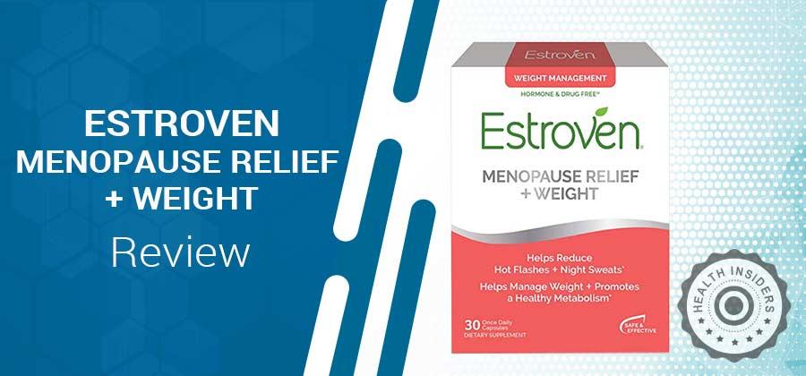 Estroven Menopause Relief + Weight