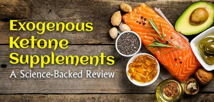 exogenous ketone supplements and pills