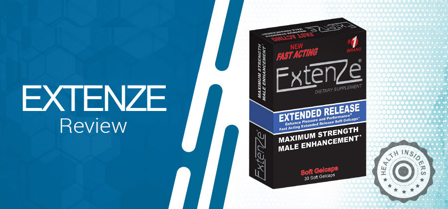 Extenze Extended Release Ingredients